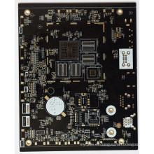 Diseño y placas de circuito impreso personalizadas.