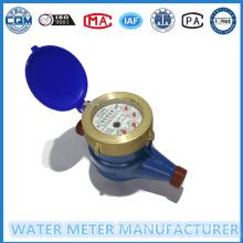 Cast Iron Dry Dial Tubine Water Flow Meter