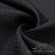 Water & Wind-Resistant Outdoor Sportswear Down Jacket Woven Matt Jacquard 100% Polyester Pongee Fabric (E045)