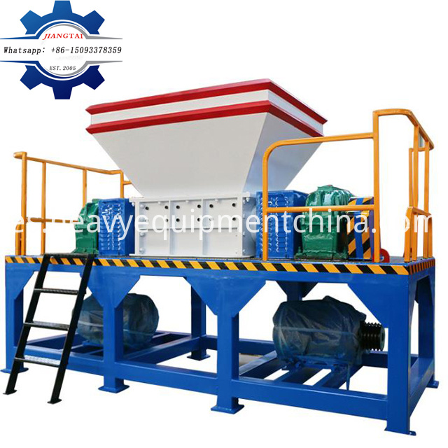 Double Axle Shredder