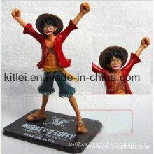 Una pieza Zero Luffy Figurine Juguetes