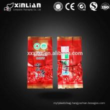 Moisture proof aluminum foil vacuum bags for tea packaging