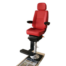boat driving chair boat ferry vessel ship captain chair with rotating 360 degrees
