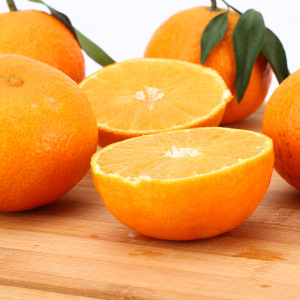 Top orange producing states