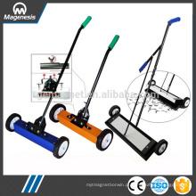 Modern professional trade assurance magnetic swarf broom sweeper