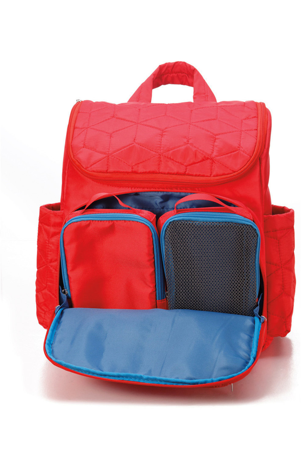 Organic Diaper Bag Backpack