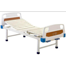 Patient Bed Movable Full-Fowler Hospital Bed with ABS Headboards