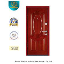 Porta de aço da segurança do estilo chinês para a entrada (L2-1002)
