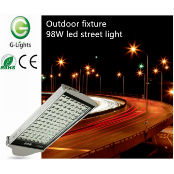 Outdoor fixture 98W led street light