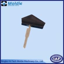 Peças plásticas de Overmolding da injeção da mobília do metal