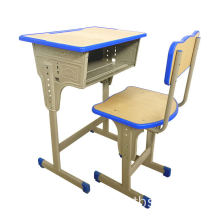 Classroom Reading Table and Chairs Adjustable Single School Desk And Chair Prices For School Furniture