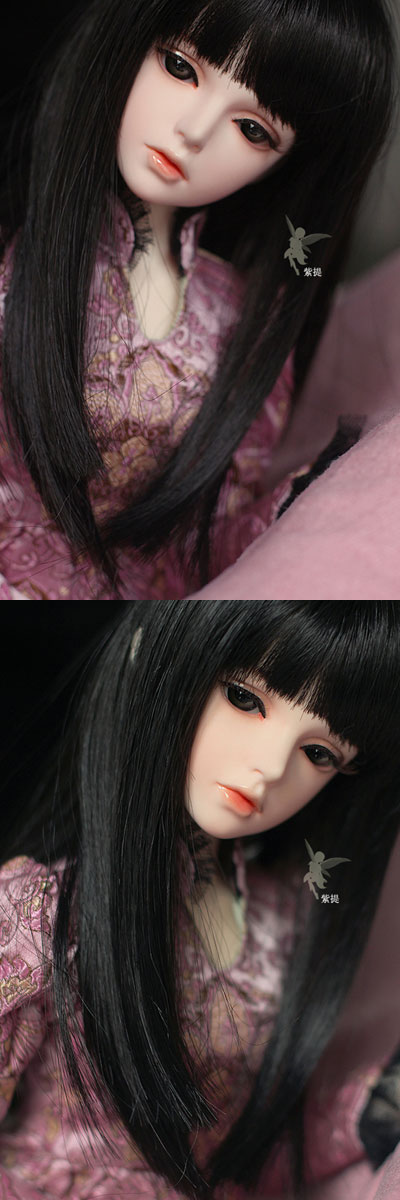 BJD Red Grape Ball Jointed Doll