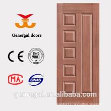 Interior cheap HDF molded door skin door