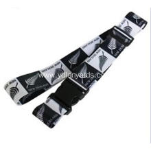 180CM Length Dye Sublimation Logo Luggage Straps