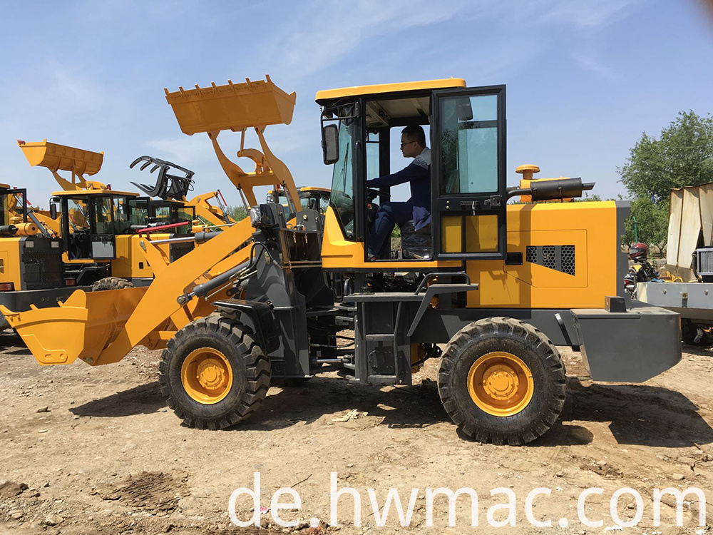 hot sales wheel loader