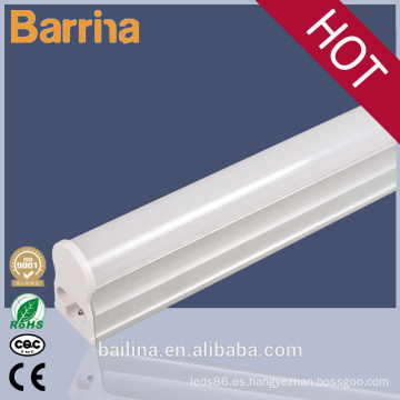 aluminio tubo 18W, intergrate reflector t5 led tubo luz 1200mm