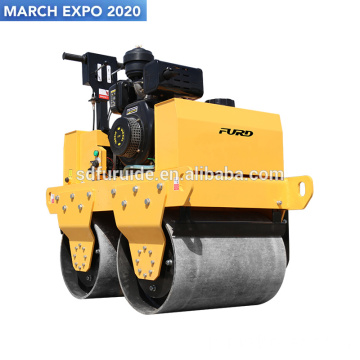 New Arrival Hand Small Road Roller Machine Wholesale New Arrival Hand Small Road Roller Machine FYL-S600C