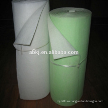Г4 полиэстер волокна первичной эффективности воздушный фильтр медиа/материал