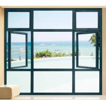 Wählen Sie die Aluminium-Fensterwand aus Aluminium, die faltende jamaica ltd