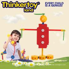 Jouets éducatifs pour enfants en plastique