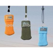 cute cotton mobile phone pouch