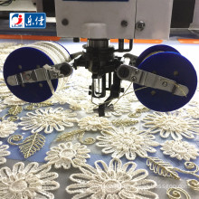 cording coiling mixed embroidery computerized sewing machine for sale