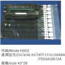protective air column wrapping toner cartridge CE505A/CF280A/Q7553A/CE255A