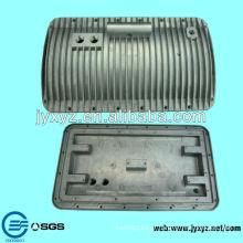 Dissipador de calor de fundição de alumínio