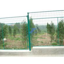 Revestido de PVC barato soldou o fio malha Frame fazenda esgrima (ES-L53)