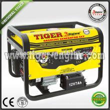 2.0KW-2.3KW 6.5HP Benzin-Generatoren Set TGF Serise TGF2600E Electric Start System