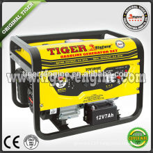 2.0KW-2.3KW 6.5HP Gasoline Generators Set TGF Serise TGF2600E Electric Start System