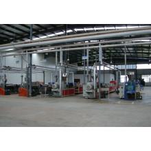 2014 neue WPC MAKING MACHINE / PVC WPC Extrusion Maschine Holz Kunststoff Composit Maschine