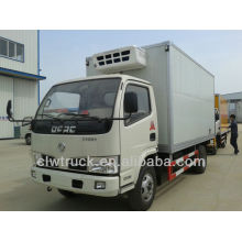 5 tons Dongfeng Mini 4X2 Refrigerated Truck in Burundi
