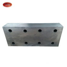 Chine fabrication bon prix plaque de poisson rail de guidage
