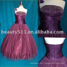El último vestido llamativo exquisito del vestido de noche, vestido del baile de fin de curso, vestido de partido JM021