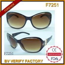Neue Sonnenbrillen & Kunststoff Sonnenbrillen (F7251)