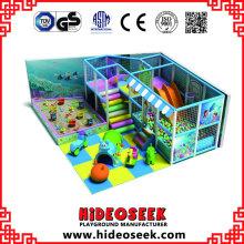 Playground Indoor para Crianças Pequenas Baratas para Supermercado