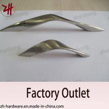 Venta directa de fábrica Aleación de zinc manejar muebles de mango (ZH-1088)