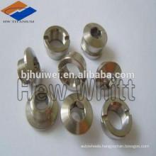 high end gr5 titanium screws for bicycle