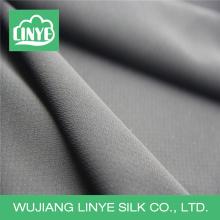 Tecido / tecido de tecido cinza para cobertura de mesa