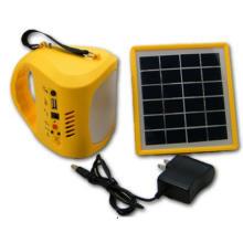 Ce RoHS aprobó el faro que acampa solar de alta calidad y barato del precio para el mercado de la India (ODA-202/203-R)