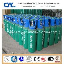 Sauerstoff Stickstoff Lar CNG Acetylen CO2 Hydrogeen Stickstoff Lar CNG Acetylen Wasserstoff 150bar / 200bar Hochdruck nahtlose Aluminium Gasflasche