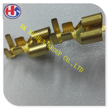 Supply 250 Series Female Brass Terminal Connector with Tin Plating (HS-FB-002)