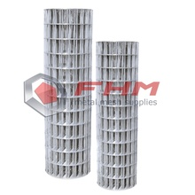 14 Gauge Welded Wire dengan Heavy Galvanized Zinc