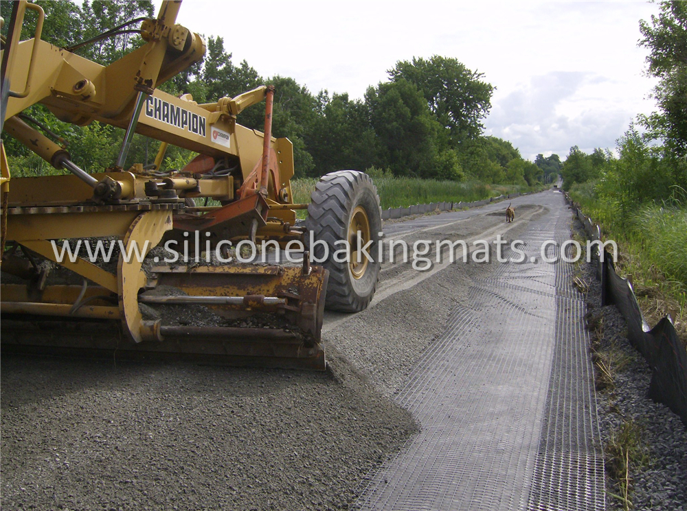 Base Reinforcement Geogrids