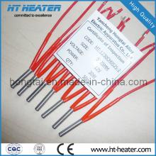 Elemento calefactor de cartucho eléctrico de 12V
