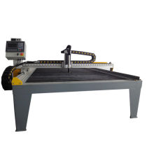 Table de découpe plasma en acier inoxydable CNC