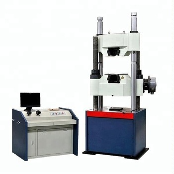 WAW-C Model Hydraulic Universal Testing Machine -C Model