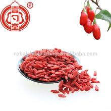 Маленькая сумка упаковка из сертифицированных Китай сушеные органический ягоды годжи для dropshipping
