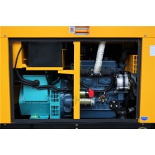 Générateur diesel silencieux de la puissance CUMMINS insonorisé de 25kVA 30kVA